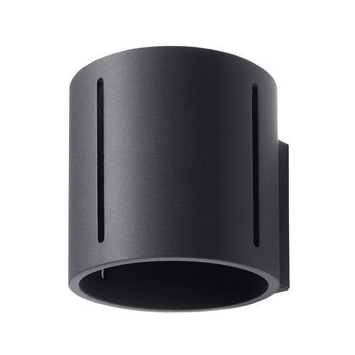 Inez kinkiet 1-punktowy czarny SL.0353, SL.0353
