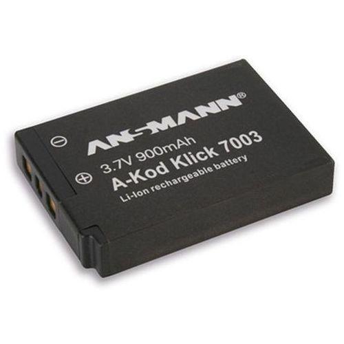 Akumulator ANSMANN do Kodak A-Kod Klic 7003 (900 mAh) (4013674044233)