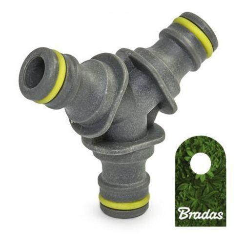 Trójnik do szybkozłączy lime line le-02210k 3454 marki Bradas