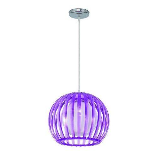 Lampa wisząca Wenus fiolet 329/1 FIO - Lampex - Sprawdź kupon rabatowy w koszyku, 329/1 FIO