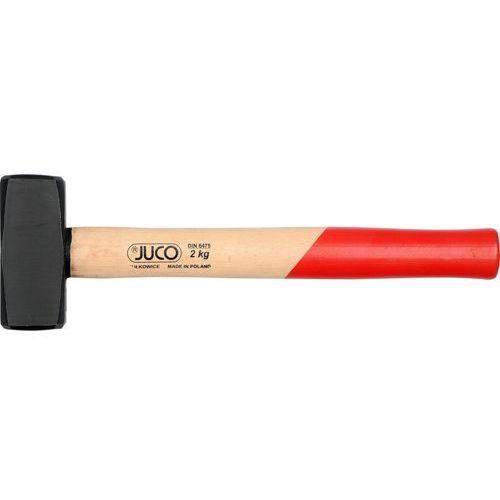 Młotek kamieniarski 8,0 kg Juco 32207 - ZYSKAJ RABAT 30 ZŁ