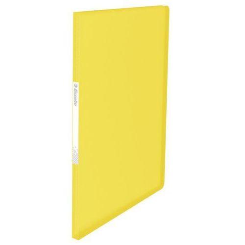 Teczka ofertowa  vivida a4/40k. żółta 624002 marki Esselte