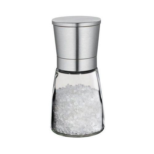 młynek do soli, śred. 6,5x14 cm, stalowy, CI-613315 (10957304)