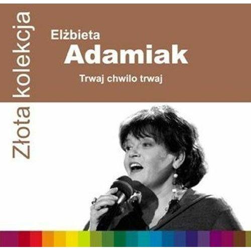 Złota kolekcja: Trwaj chwilo trwaj (CD) - Elżbieta Adamiak (5099995848228)