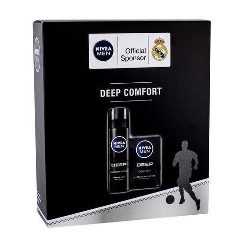 Nivea men deep comfort zestaw 100 ml dla mężczyzn (9005800309231)