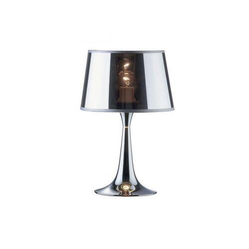 Ideal lux Lampa stołowa london cromo tl1 small