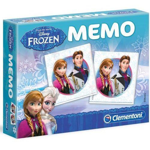 Clementoni Gra memo frozen - kraina lodu