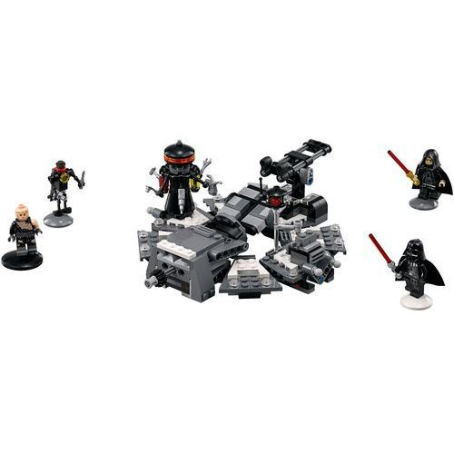 Lego STAR WARS Transformacja dartha vadera darth vader transformation 75183