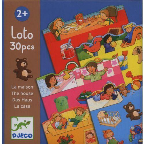 Gra edukacyjna Lotto Dom