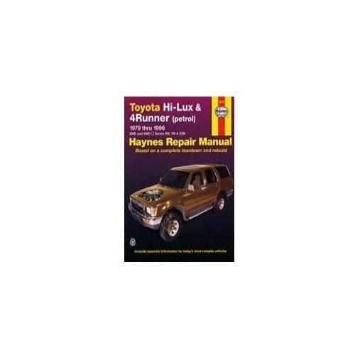 Toyota Hi-Lux i 4Runner silniki benyznowel (1979 - 1997) (9781563929526)