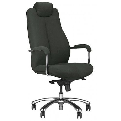 Fotel gabinetowy SONATA lux 24/7 hru steel17 chrome - biurowy, krzesło obrotowe, biurowe