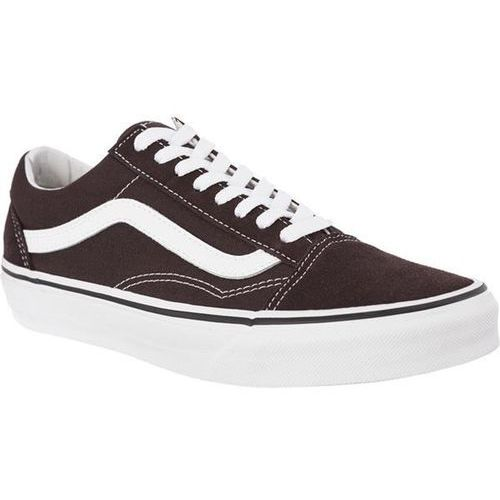 old skool u5z chocolate torte true white - buty sneakersy marki Vans