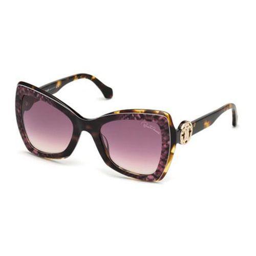 Roberto cavalli Okulary słoneczne rc 1070 guardistallo 56t