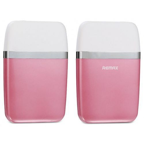 Powerbank Remax Power Bank Aroma RPP-16 6000 mAh White+pink