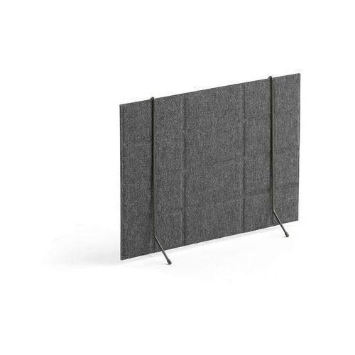 Aj produkty Ścianka biurkowa split, 600x430 mm, ciemnoszary