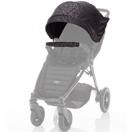 Britax römer zestaw kolorów do wózka b-agile 4 plus/b-motion 3/4 plus limited, geometric black (4000984192209)