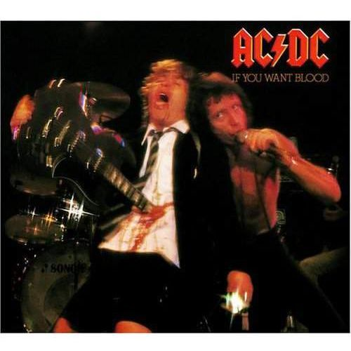 AC/DC - If You Want Blood You've Got It, 5107631