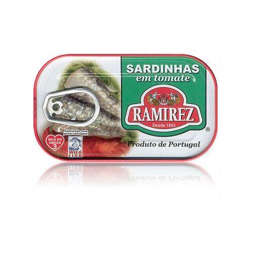 Ramirez Sardynki portugalskie w pomidorach 125g