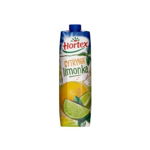Napój cytryna-limetka marki Hortex