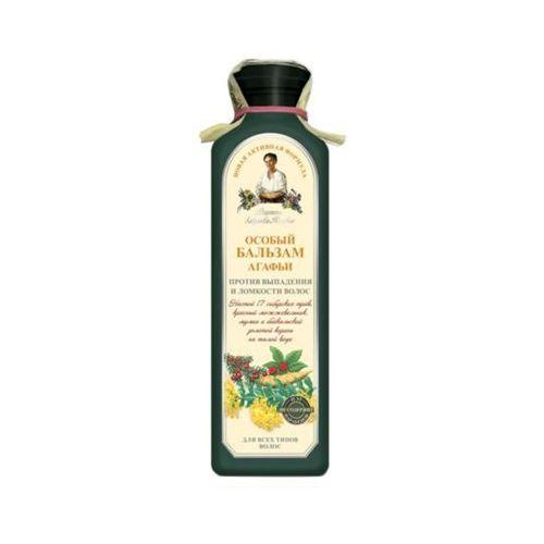 BABUSZKA AGAFII 350ml Balsam wzmacniający przeciw wypadaniu włosów Ziołowy