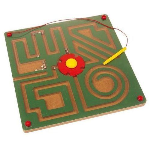Magnetyczny abstrakcyjny labirynt marki Legler