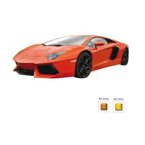 Lamborghini aventador lp700 pomarańczowy - darmowa dostawa od 199 zł!!! marki Welly