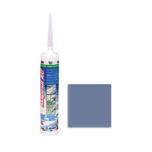Mapei Silikon sanitarny mapesil ac 172 niebieski (8022452010361)