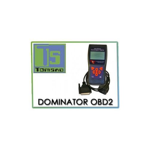 DOMINATOR OBD2 Tester diagnostyczny