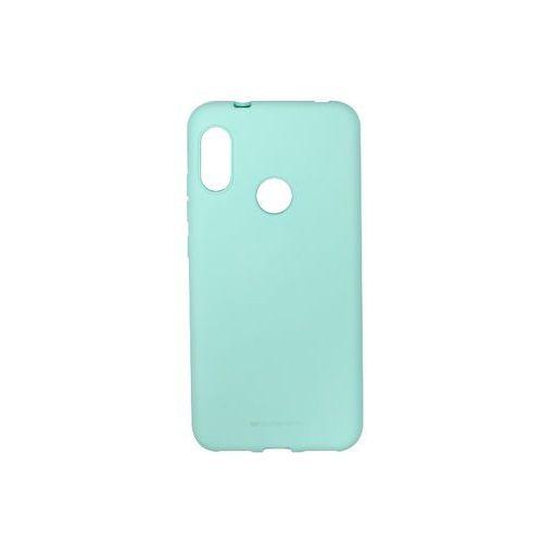 Xiaomi Mi A2 Lite - Mercury Goospery Soft Feeling - miętowy, ETXM762GMSFMIE000