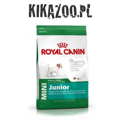ROYAL CANIN MINI JUNIOR 2x8 kg