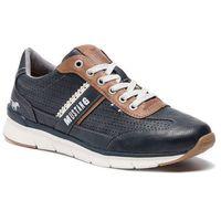 Sneakersy MUSTANG - 44A007 Navy, kolor niebieski
