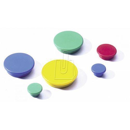 Magnesy do tablic, Ø 21 mm DURABLE 475206 (4005546472218) - OKAZJE