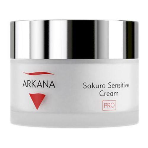 Arkana SAKURA SENSITIVE CREAM Terapeutyczny krem dla skóry naczyniowej i wrażliwej (38013)