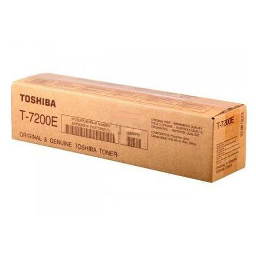 Toner t-7200e black do kopiarek (oryginalny) [62.4k] marki Toshiba