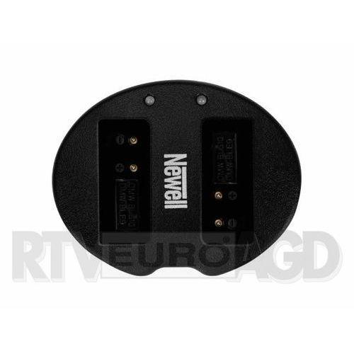 Newell Ładowarka dwukanałowa SDC-USB do akumulatorów DMW-BLG10 (5901891108019)