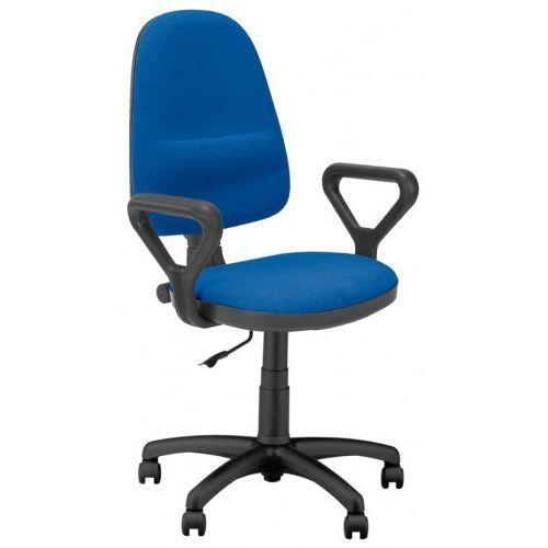 Krzesło obrotowe prestige profil gtp13 ts02 - biurowe, fotel biurowy, obrotowy marki Nowy styl