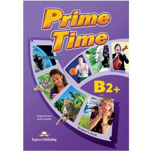 Prime Time B2+ SB with StCDs EXPRESS PUBLISHING - Evans Virginia, Dooley Jenny (9781471503184)