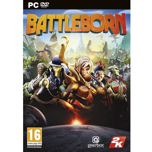 Gra Battleborn