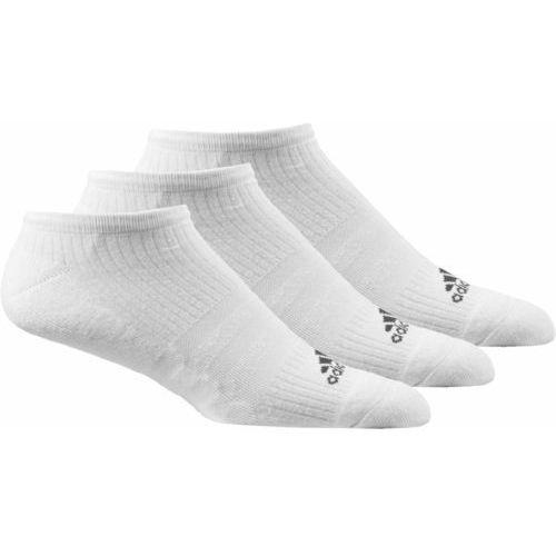 Adidas performance 3 pack skarpety sportowe weiß