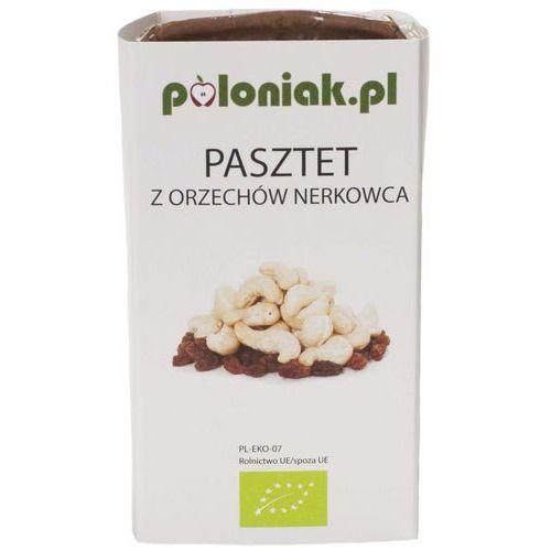 PASZTET WEGAŃSKI Z ORZECHÓW NERKOWCA BIO 160 g - POLONIAK, 5902020922636