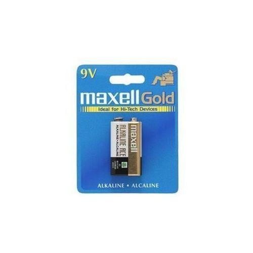 Maxell Bateria alkaliczna 6LR61 9V 1szt. (723761.04.EU) Darmowy odbiór w 21 miastach! (4902580150259)