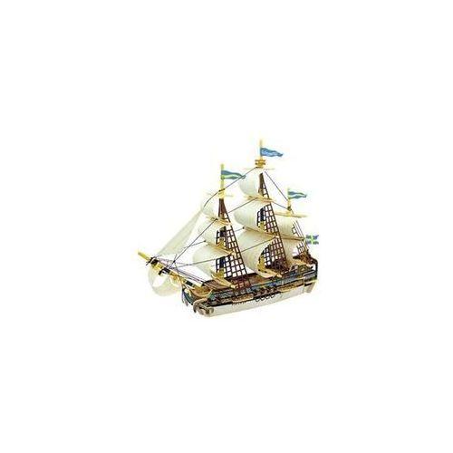 Puzzle Drewniany statek Gothenburg - (6946785105551)