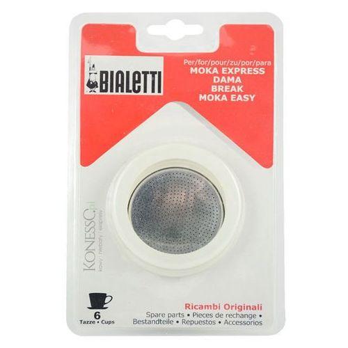 Uszczelki  do kawiarek aluminiowych 6 filiżanek marki Bialetti
