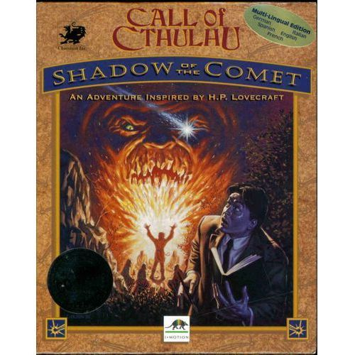 Kod aktywacyjny Gra PC Call of Cthulhu Shadow of the Comet