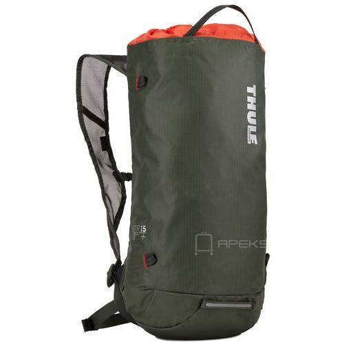 27d58544e2e9e Thule Stir 15L plecak turystyczny   wycieczkowy   ciemnozielony - Dark  Forest