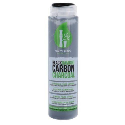 Diet Esthetic Black Bamboo Carbon Charcoal maseczka do twarzy 200 ml dla kobiet (8430830508209)