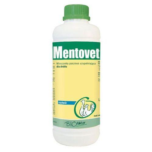 BIOFAKTOR Mentovet - premix dla ptaków 100ml - sprawdź w wybranym sklepie