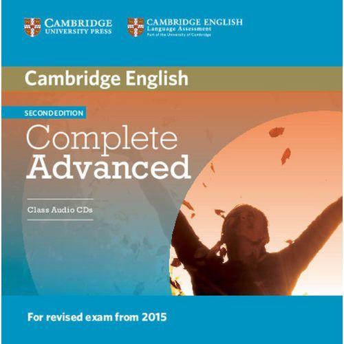 Complete Advanced Class Audio Cds - wyślemy dzisiaj, tylko u nas taki wybór !!! (9781107644502)