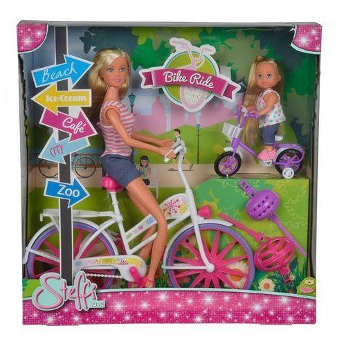 STEFFI Przejażdżka na rowerze - Simba Toys (4052351018186)