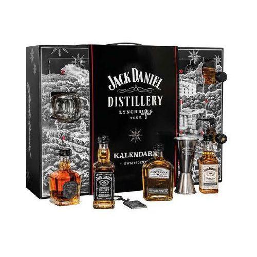 Kalendarz świąteczny adwentowy Jack Daniel's + 21 miniaturek 0,05l, 66A5-90577